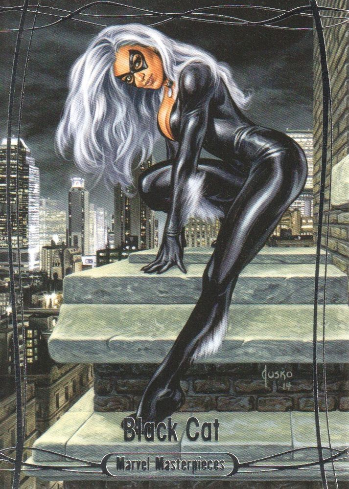 Black Cat (2016 Marvel Masterpiece) #BlackCat