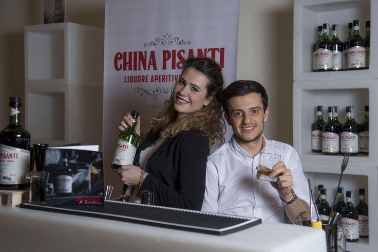 China Pisanti, sponsor dell'evento Aibes, associazione italiana barman