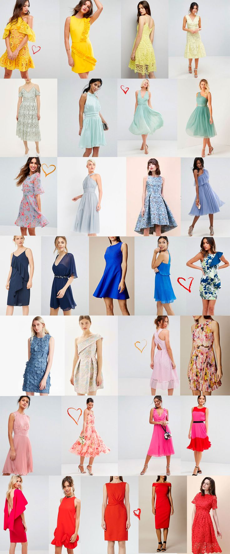 Weddings Dresses for Guests on Sales!