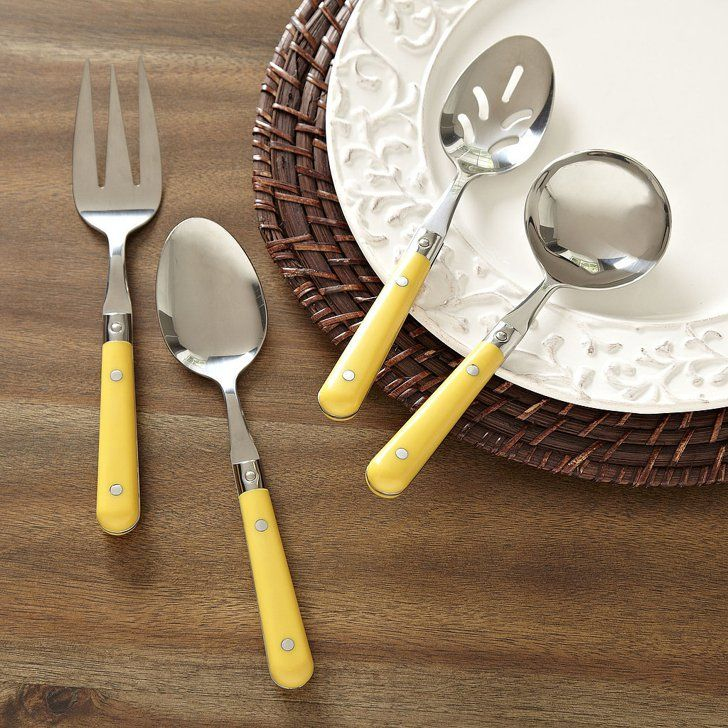 Pin for Later: 11 Practical Wedding Presents for the Kitchen Serving Utensils