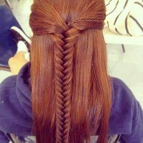 Fishbone braid tutorials!