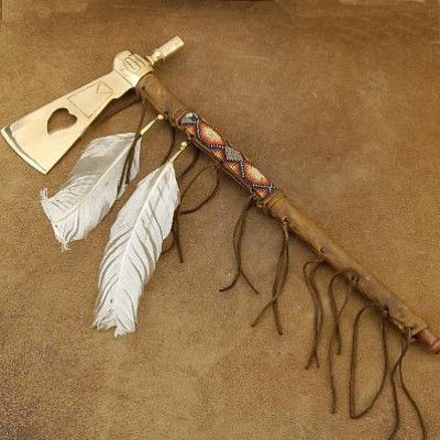 Indian Peace Pipe Craft