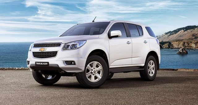 2017 Chevy TrailBlazer Review, Release Date and Price - http://www.autos-arena.com/2017-chevy-trailblazer-review-release-date-and-price/