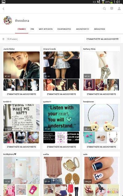Follow her! She's fantasticccc ♥♥