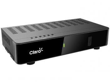 Kit Antena Parabólica Digital Claro TV Livre - Externa Monoponto