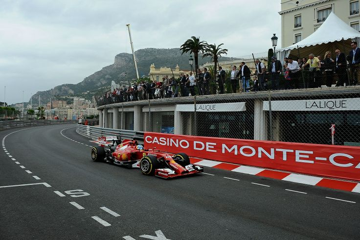 Formula1: GP di Monaco, Fernando Alonso il più veloce nella seconda sessione di prove libere