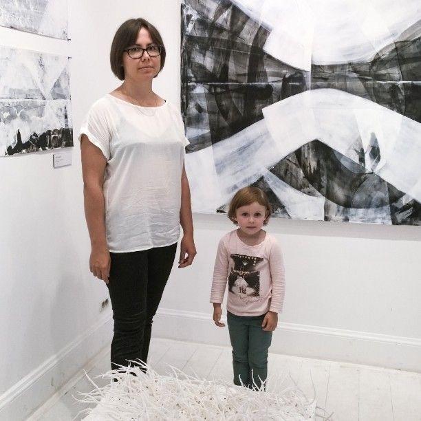 """Друзья! Ждем вас на выставке в галерее """"Открытый клуб"""" каждый день с 16 до 22 часов до 18 июля! Вход свободный! Ул. Спиридоновка д. 9/2  #art_sofya  #fragment #bw #black #white #art #painting #contemporary #drawing #artist #exhibition #gallery #forsale #interior #desing #minimalism #moscow"""
