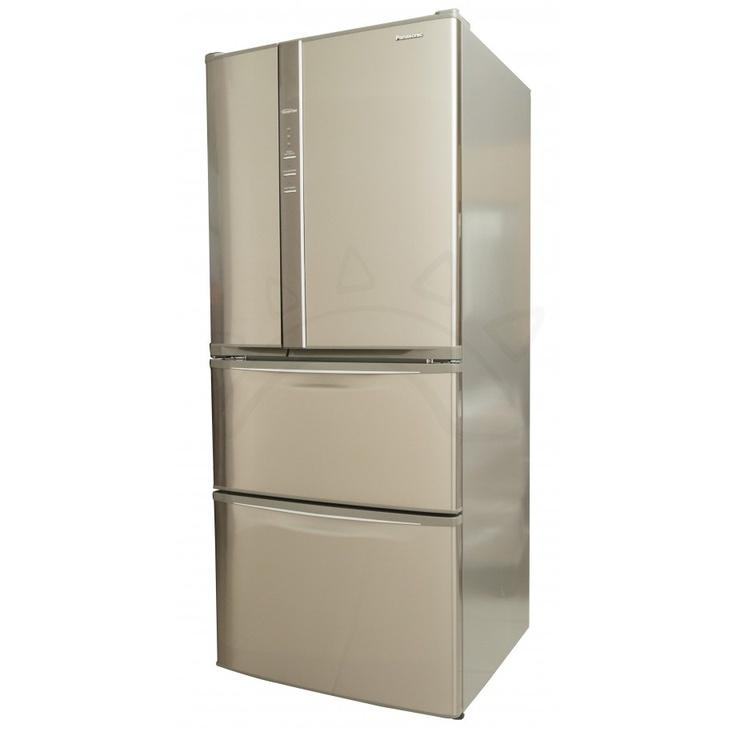 Refrigeradora Panasonic/NRDS12XZS5 de 18 Pies, frio humedo, congelador inferior, controlador de humedad, iluminaciòn LED, de gran capacidad. #ElSalvador