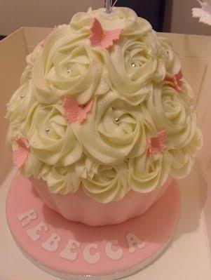 Giant Cupcakes    designa-cake.co.uk
