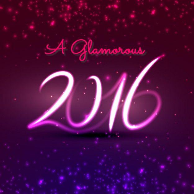 A Glamorous Lifestyle : Happy New Year 2016!!