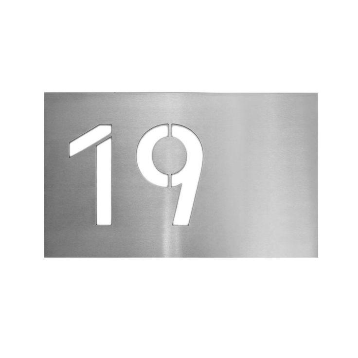 die besten 25 hausnummernschild ideen auf pinterest personalisierte h lzerne zeichen. Black Bedroom Furniture Sets. Home Design Ideas