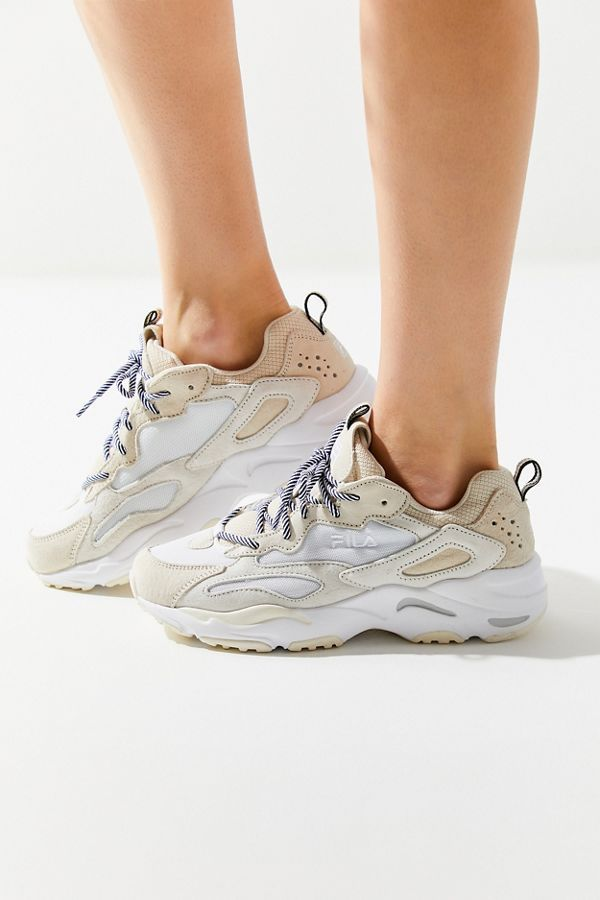 Fila Ray Tracer Women's | Casual shoes outfit, Casual
