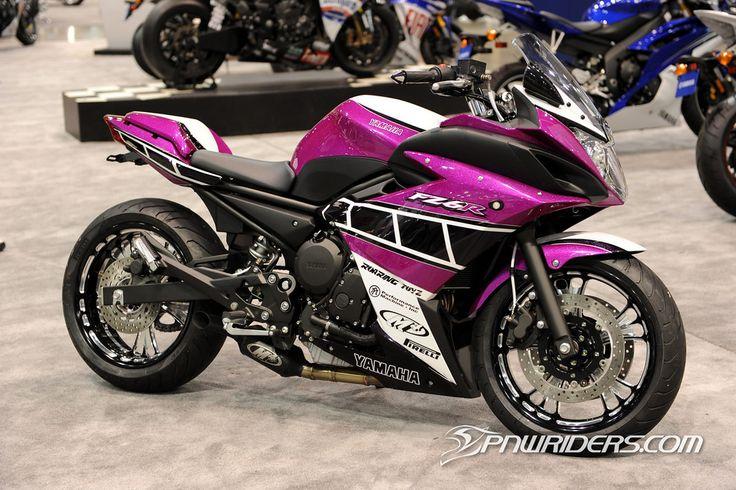 BARRACUDA per Yamaha R6 ! | Yamaha r6, Super bikes, Yamaha