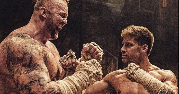 Kickboxer: Retaliation Trailer Has the Mountain in an Insane Death Match -- Alain Moussi returns as Kurt Sloane, who goes up against literally the strongest man in the world in the trailer for Kickboxer: Retaliation -- http://movieweb.com/kickboxer-retaliation-trailer/