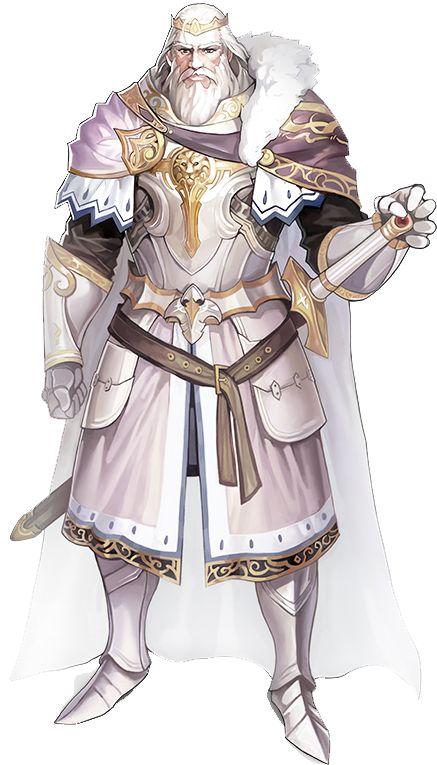Record of Lodoss War Online King Fahn by hes6789.deviantart.com on @DeviantArt