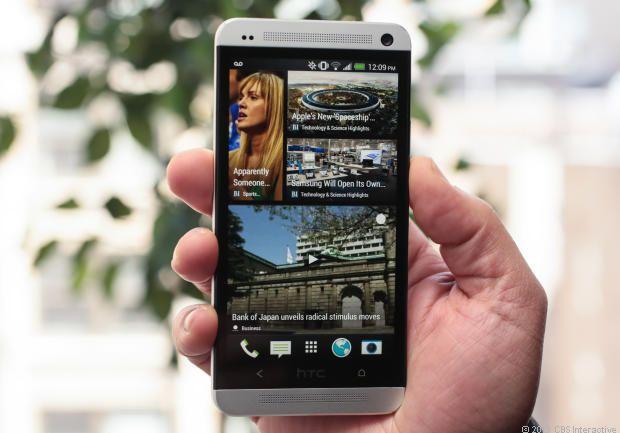 HTC One's BlinkFeed