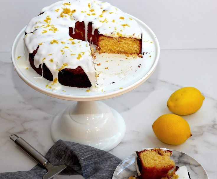 Recipe LEMON AND COCONUT DRIZZLE CAKE GLUTEN FREE by Hungry And Fussy - Recipe of category Baking - sweet