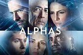 Alphas - saison de 1 a 2