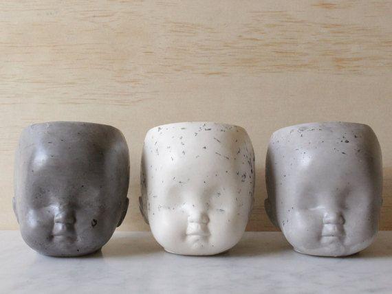 Navire de tête de poupée Charlie / jardinière par NPCreativeAU