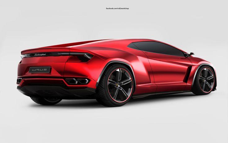 lamborghini urus automotive renderings pinterest lamborghini cars and automotive design. Black Bedroom Furniture Sets. Home Design Ideas