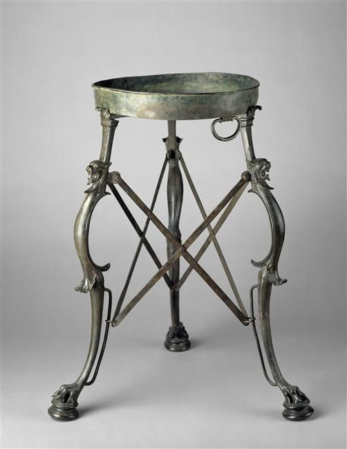 Roman Brazier That Is Shown In Our Book