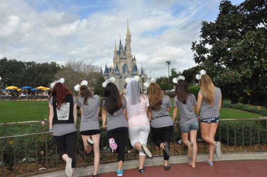 Top 5 Must-Do's for a Disney World Bachelorette party