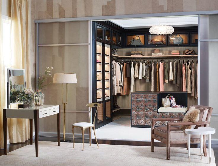Bedroom Closets Design 264 Best Custom Closet Images On Pinterest  Dream Closets