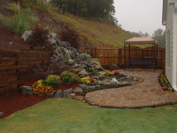 9 Best Pondless Waterfalls Images On Pinterest Backyard