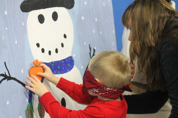 "Christmas Party - Games for kids!!!    Cake walk, Christmas Card craft station, ""Snowball"" toss, ""Freeze"" dance, Pack an OCC shoebox"