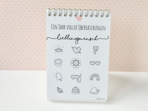 Rubbellos Kalender