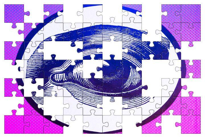 Free Jigsaw Puzzle Online - Eye
