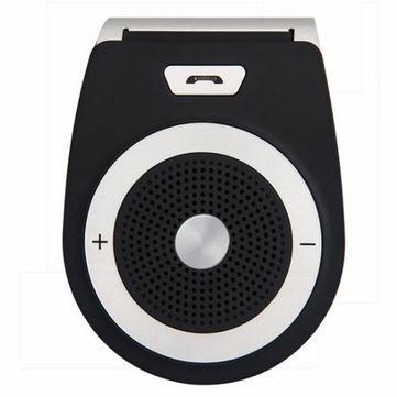 T821 Wireless Hands-free Bluetooth Handsfree Speaker Receiver Car Sun Visor