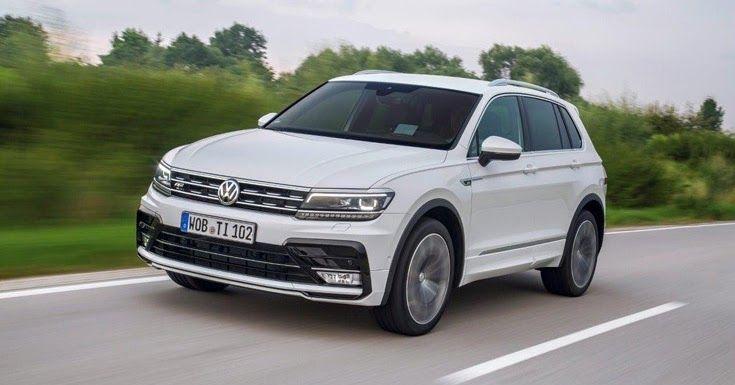 Το VW Tiguan αποκτά νέους κινητήρες, εκδόσεις και τιμές