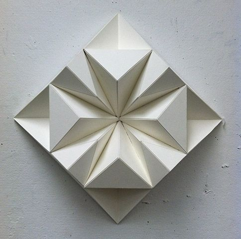 Inspiration from paper art