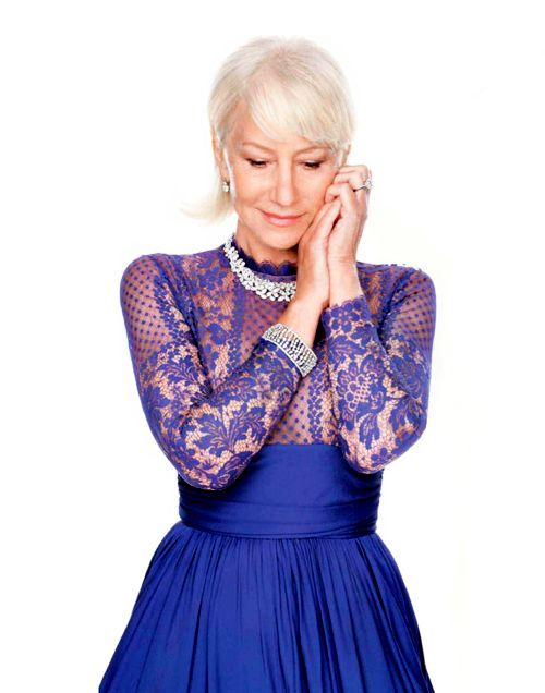Helen Mirren - so in love with this woman
