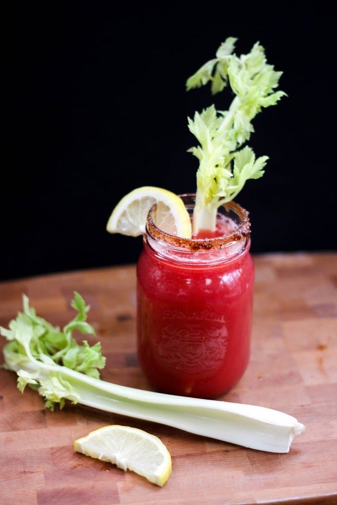 This Rawsome Vegan Life: RAW VEGAN BLOODY MARY