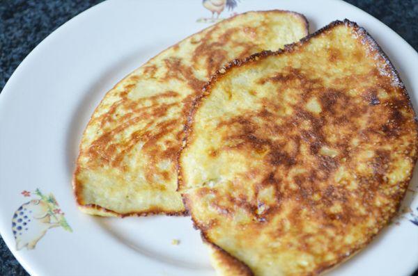 Recept: Banaan met ei pannenkoekjes   By Aranka - een lifestyle-, food- en beautyblog met een persoonlijke twist!