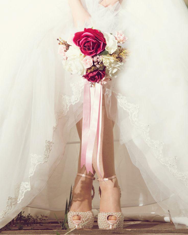 wedding flowers by happydayss