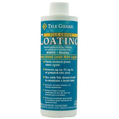 Tile Guard Grout Whitener, 8-oz.: Model# 9314-6 | True Value