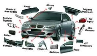 Parts Of A Car : Knows And Understanding Them Well!:BMW Exterior Parts Of A Car All Lights–parts Of A Car With Carriage
