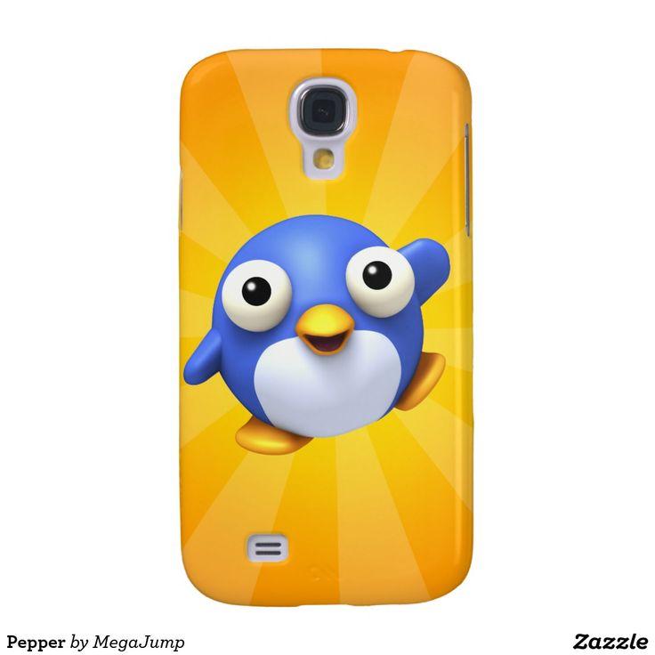 Pepper Samsung Galaxy S4 Cover. Regalos, Gifts. #carcasas #cases