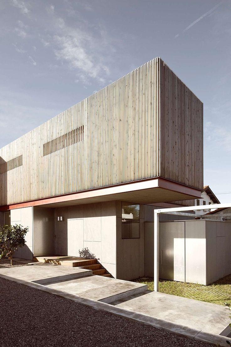 389 besten Architektur Bilder auf Pinterest   Kleine häuser ...