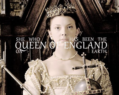 """She who has been the Queen of England on earth, will today become a Queen in Heaven"" Thomas Cranmer, 1536"