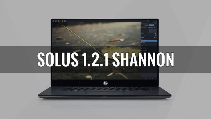 Solus 1.2.1 Shannon - See What's New Solus 1.2.1 Shannon has been released by Solus Project brings the latest Budgie Desktop 10.2.8 as default desktop environment also offering MATE desktop 1.16 and powered by Linux Kernel 4.8. This release introduces a new Budgie applet for use via the Budgie panel called the Places Indicator Applet and volume popover for the volume applet.On-Screen Displays for Brightness and Sound have received improvements to design. Solus 1.2.1 comes with improvem...