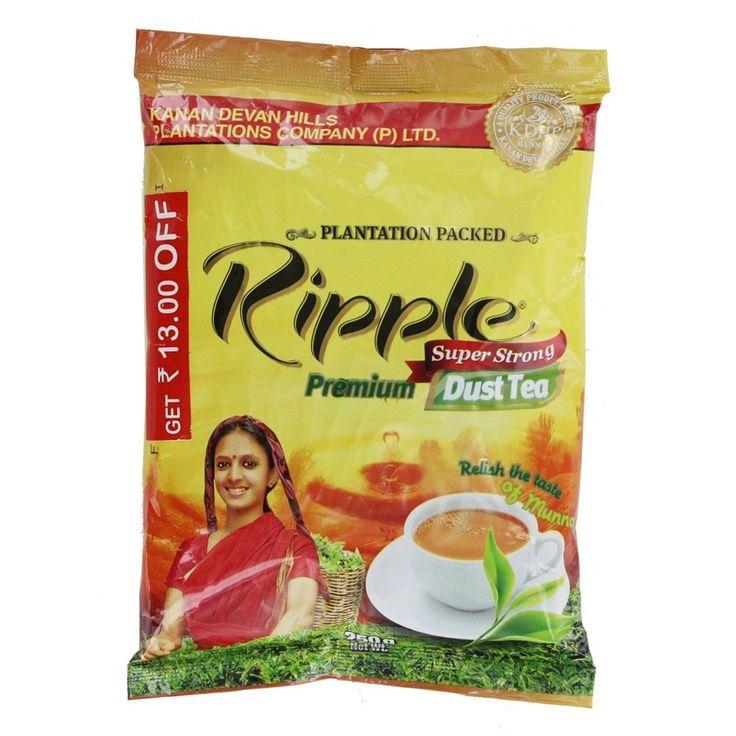 Buy Ripple Premium Tea Dust 250 Gm Online in Kerala