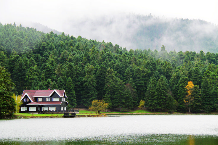 Golcuk, Bolu - Turkey