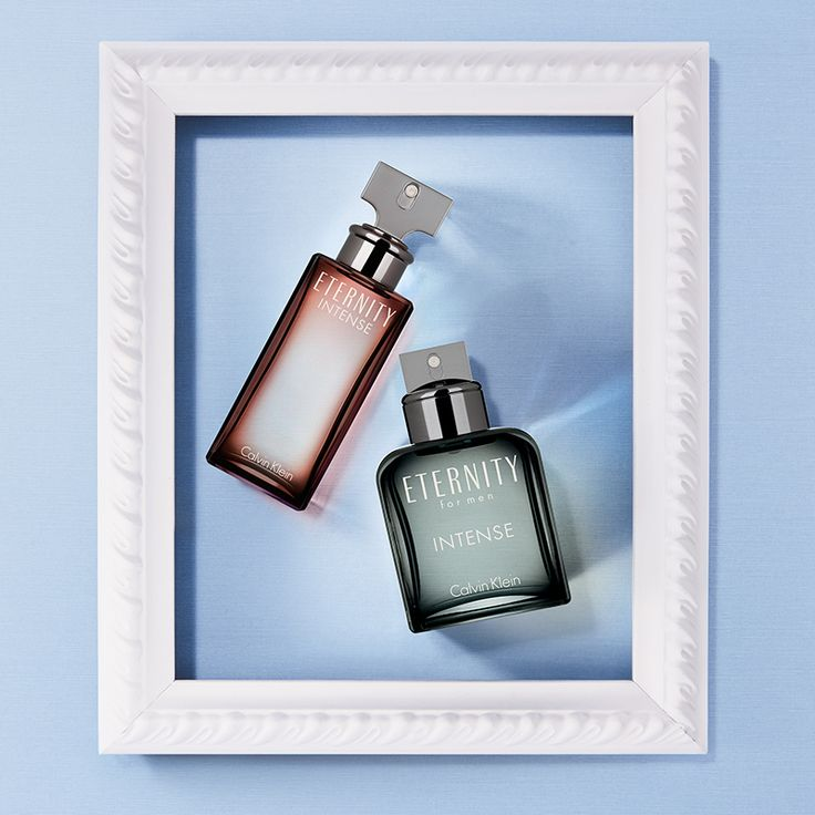 You know what they say: The couple who scents together, stays together.  #CalvinKlein #Eternity