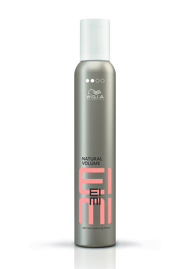 Natural Volume Styling Mousse