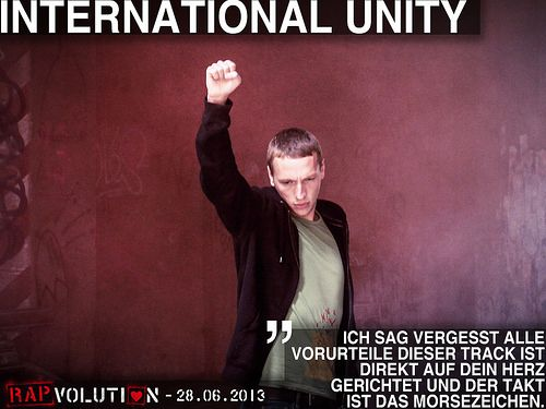 Rapvolution 16 - International Unity | von Kilez More