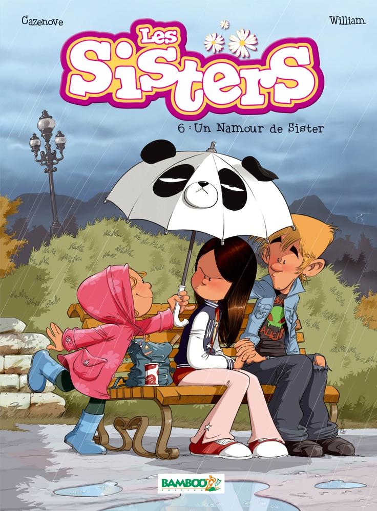 Les Sisters Tome 6 : Un namour de sister !